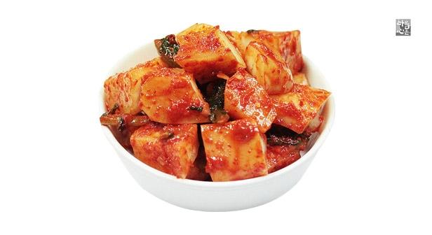 [마음심은] 요리연구가 배윤자 총각김치 3kg