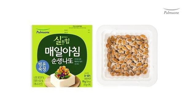 [풀무원]매일아침 순생나또 (49.5gx24개)