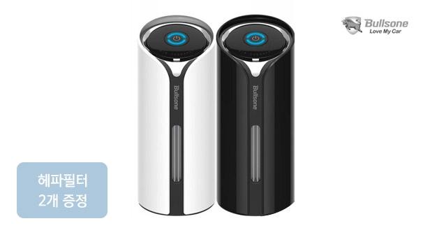 [불스원]공기 청정기 에어테라피+헤파필터 2개(증정)