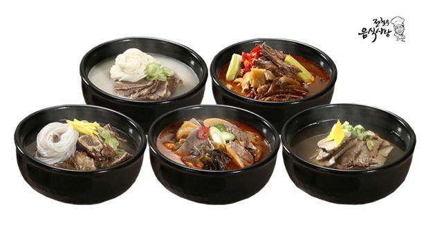 전철우 인기탕 6팩(갈비탕/나주곰탕/육개장/설렁탕/장터국밥 택1)