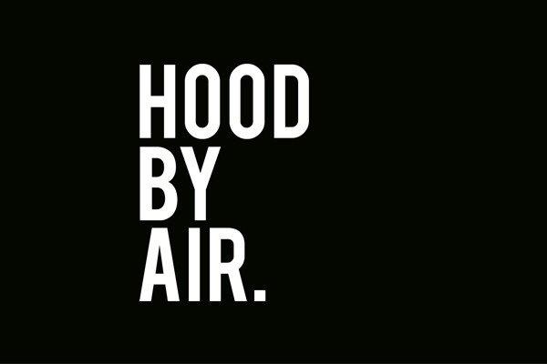 후드바이에어(HOOD BY AIR)