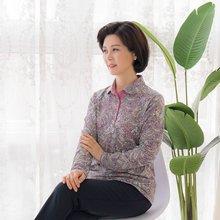마담4060 엄마옷 고운꽃티셔츠-ZTE001065-