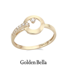 [골든벨라] 14K 라비나 반지