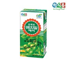 [정식품] 담백한 베지밀 A 190ml × 96팩