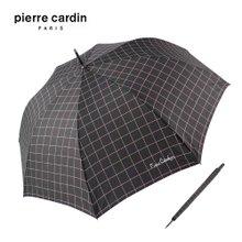 피에르가르뎅 70심플체크 대형 자동 장우산