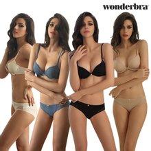 Wonderbra 에센셜 브라팬티 6종 8스타일 택1 WB6_SELECT8