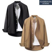 [해리슨] 365 캐쥬얼 차이나 셔츠 MT1413