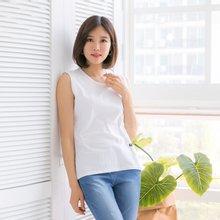 마담4060 엄마옷 해피스마일민소매 QSL904009A