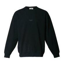 [아크네] 로고 스웨트셔츠 FEMKE BLACK /135881