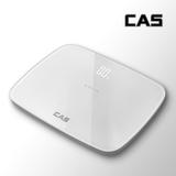 카스 CAS 가정용 디지털 슈퍼화이트 LED 체중계 X10