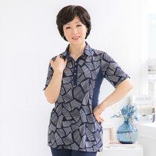마담4060 엄마옷 너무날씬해보여티셔츠 QTE904063