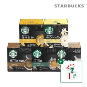 스타벅스 캡슐커피 by 돌체구스토 모음전