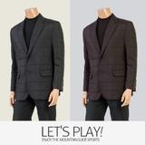 [마운틴가이드]가을,겨울 등산복/단체복/패딩/남성 사각누빔 자켓 KRM-J73411