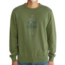 [씨피컴퍼니] 로고 08CMSS169A 002246G 651 남자 긴팔 맨투맨 티셔츠