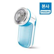 [필립스] 보풀제거기 GC026/00 대용량용기, 청소브러쉬, AA배터리*2