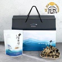 [사전예약] [블랙푸드] 제주담은 김부각 선물세트 (35g x 7팩) x 2 BOX