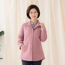 마담4060 엄마옷 작은꽃배색자켓-ZJK001006-