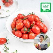[산지장터] 전남 화순 김창호님의 GAP 대추방울토마토 2kg (1-2번과)