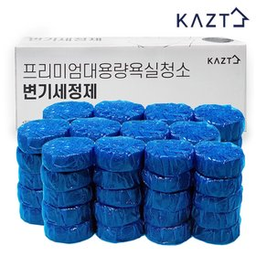 대용량욕실청소변기세정제50g60개