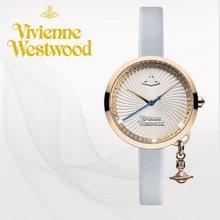 비비안웨스트우드(VivienneWestwood) 여성가죽시계(VV139RSBL/본사직영)