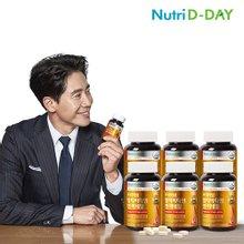 뉴트리디데이 츄어블 멀티비타민 미네랄 6병 (총 18개월분)