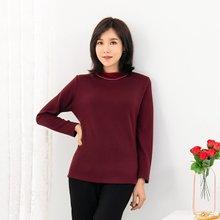 마담4060 엄마옷 매력폴라티셔츠 ZTE910138