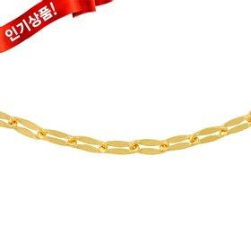 [골드모아]순금 목걸이 11.25g 24k [ 고방 ]