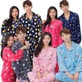 [포이] 커플 수면잠옷 1+1