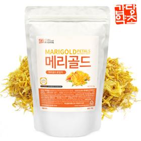 [갑당약초] 메리골드꽃잎차 150g(50gX3)