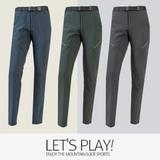 [마운틴가이드]가을,겨울 등산복/단체복,작업복/기능성 남성 포켓 기모등산바지 WMM-P73060