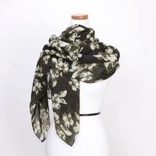 [파파브로]수묵화 가을 겨울 간절기 패션 스카프 CRA-WSC3045-그린