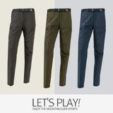 [마운틴가이드]가을겨울 등산복/단체복,작업복/기능성 남성 카고 기모등산바지 WMM-P73057