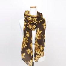 [파파브로]수묵화 가을 겨울 간절기 패션 스카프 CRA-WSC3045-옐로우