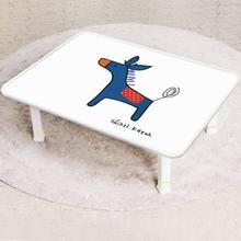 [키높이 조절가능] 신지가토 세이프티 테이블 ( 800*600) 포니 블루