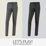 [마운틴가이드]가을겨울 등산복/단체복,작업복/기능성 남성 기모등산바지 WMM-P73052