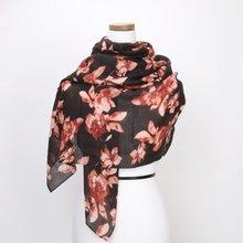 [파파브로]수묵화 가을 겨울 간절기 패션 스카프 CRA-WSC3045-핑크