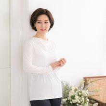 마담4060 엄마옷 프리한티셔츠 QTE902054