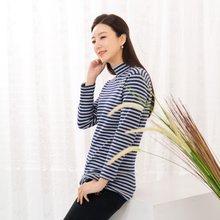 마담4060 엄마옷 폴라폴라티셔츠 ZTE910147