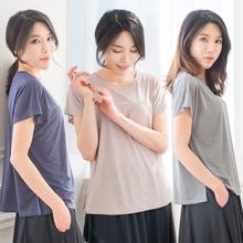 [1+1 윈드본] 여성 불가리 숏 반팔티셔츠 2종세트 택1