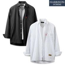 [해리슨] 착한 루즈핏 셔츠 MT1354