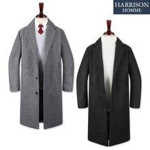 [해리슨] 남자 라벤다 오버핏 코트 PRK1157