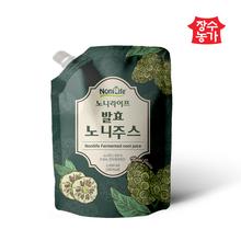 [노니라이프] 노니주스 발효 노니원액 1L