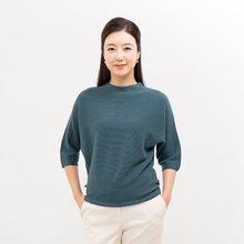 마담4060 엄마옷 고급가오리니트티셔츠 ZTE910150