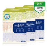 (깨끗한나라) 소프티 미용티슈 250매 3입 x 3팩