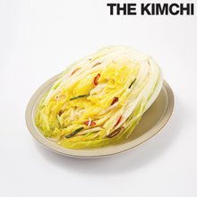 [홍진경] 더김치 백김치 3kg