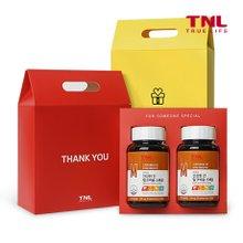 [TNL] 티앤엘 건강한 간 밀크씨슬(병) 2개입 선물세트