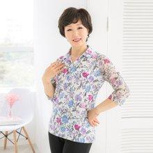 마담4060 엄마옷 바람불어좋은날티셔츠 QTE905024