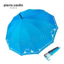 피에르가르뎅 더기 자동 장우산 백화점우산