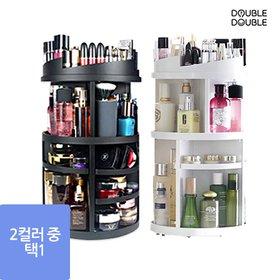 더블앤더블 화장품정리대(3단 타워형)