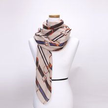 [파파브로]키링 가을 겨울 간절기 패션 스카프 DRN-WSC0149-베이지